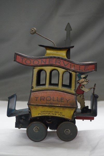 Toonerville Trolley Car c.1922 Fontaine Fox