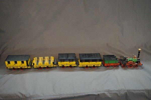 Marklin DER Adler 0251 Passenger Train Set
