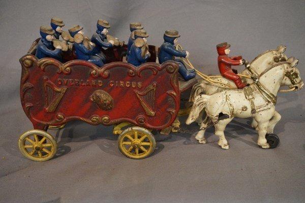 Kenton Overland Circus Wagon Band