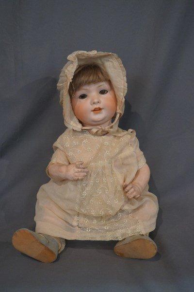 Bahr & Proschild German Porcelain Doll