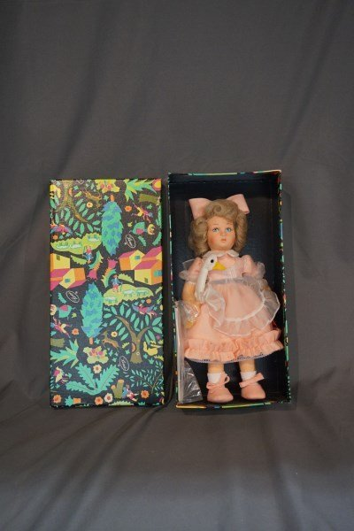 "Lenci ""Aurelia"" Doll with Original Box"