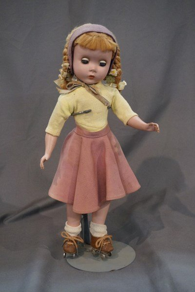 Madame Alexander Polly Pigtails Fashion Doll