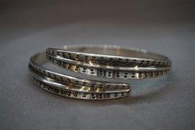 David Andersen Sterling Silver Bracelet, Norway
