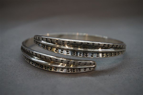 David Andersen Sterling Silver Bracelet, Norway