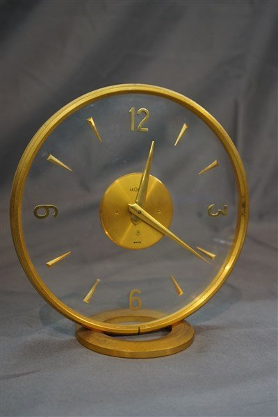 Jaeger Le Coultre Desk Clock #334