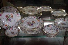 Victoria Czechoslovakia Dinnerware