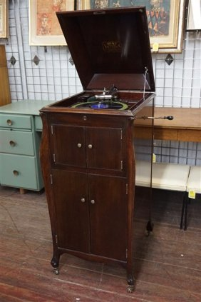 Rca Victor Victrola Record Player