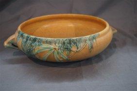 Roseville Pottery Spanish Moss Bowl 292-8
