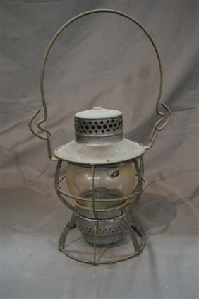 Erie Railroad Lantern