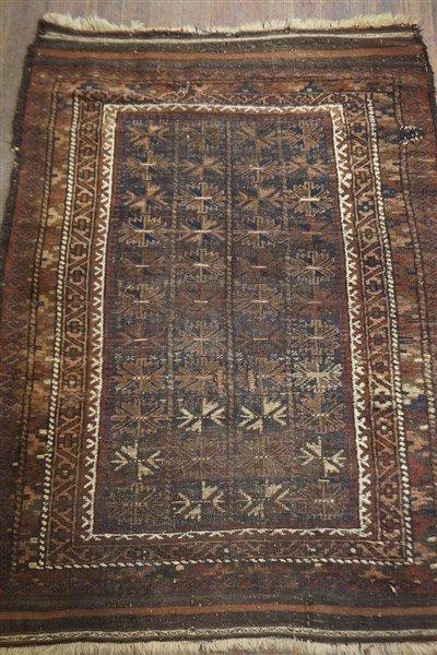 An Antique Persian/Turkish Carpet