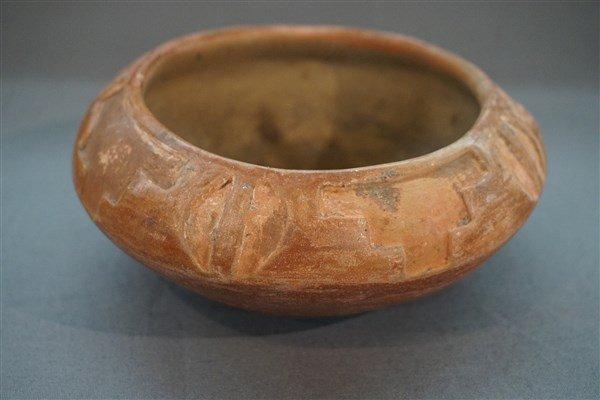Early Santa Clara Indian Pot