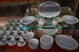 Wedgwood Queensware Porcelain Dinner Service