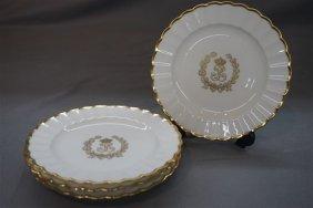 Chateau De St. Cloud Sevres Porcelain Louis Philippe