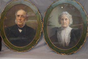 Burgess Farnsworth New England Portraits C.1898