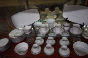 67 Pieces Mid Century Rosenthal Modernist Design China