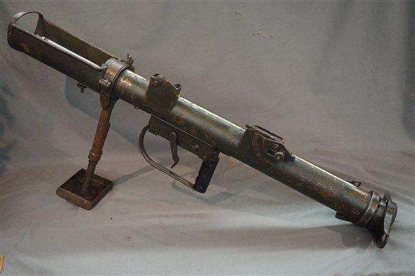 WW2 British P.I.A.T Rocket Launcher