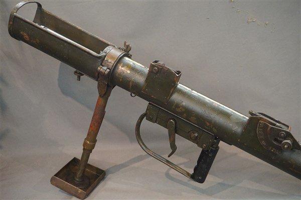 WW2 British P.I.A.T Rocket Launcher - 2