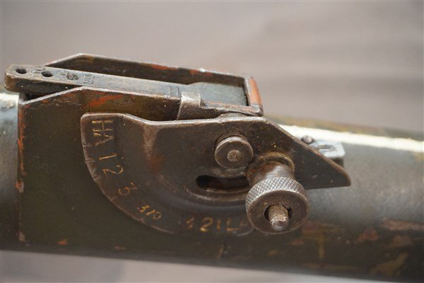 WW2 British P.I.A.T Rocket Launcher - 5