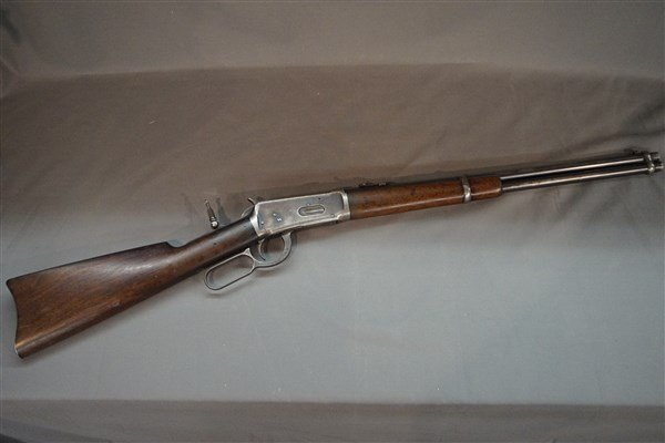Winchester 1894 30-30 Saddle Ring Carbine