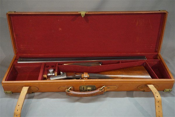 Webley Scott 20 Gauge Double Barrel Shot Gun