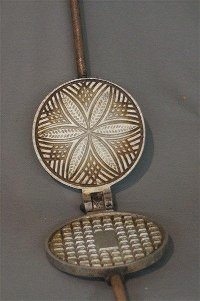 Antique Pennsylvania Waffle Iron