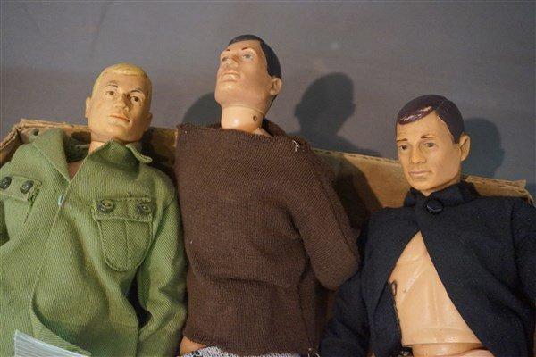Vintage GI Joe Doll and Clothing Lot - 2