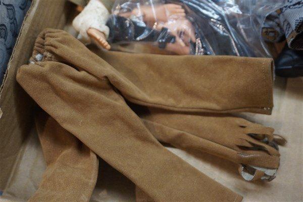 Vintage GI Joe Doll and Clothing Lot - 5