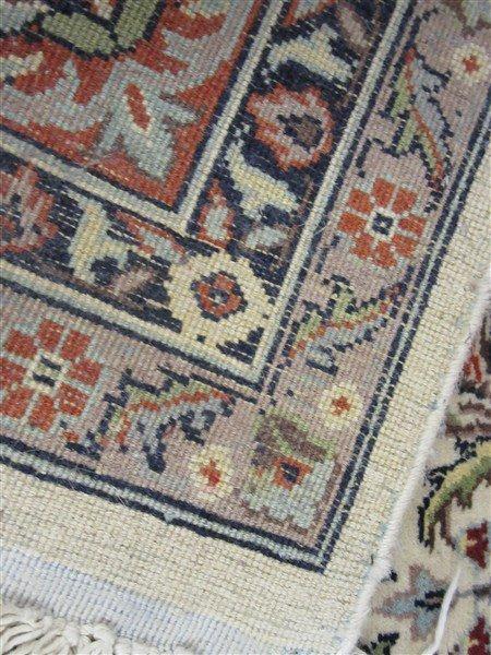 "Persian Wool Carpet 88"" X 55 1/2"" - 5"