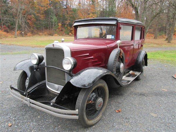 1930 Durant 4 Door Sedan