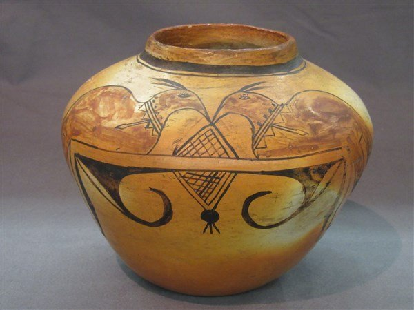 Early 20th c. Hopi Indian Pottery Bowl