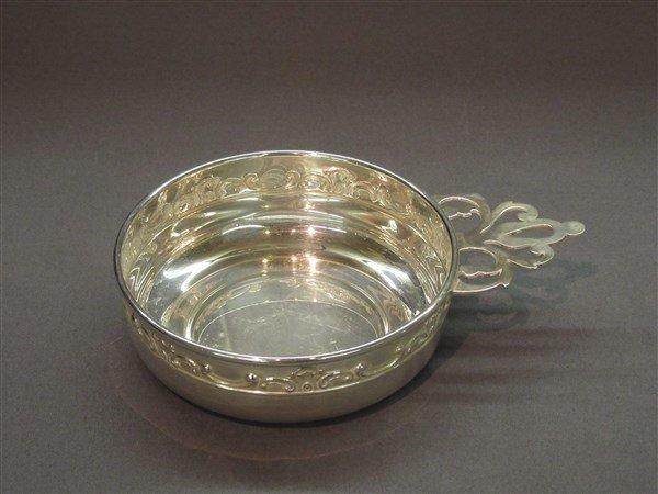 Gorham Sterling Silver Porringer