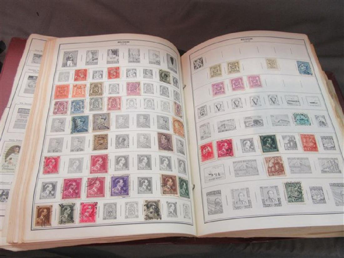 Citation Stamp Album - 2