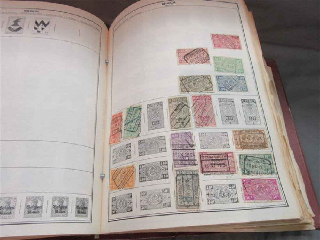 Citation Stamp Album - 3