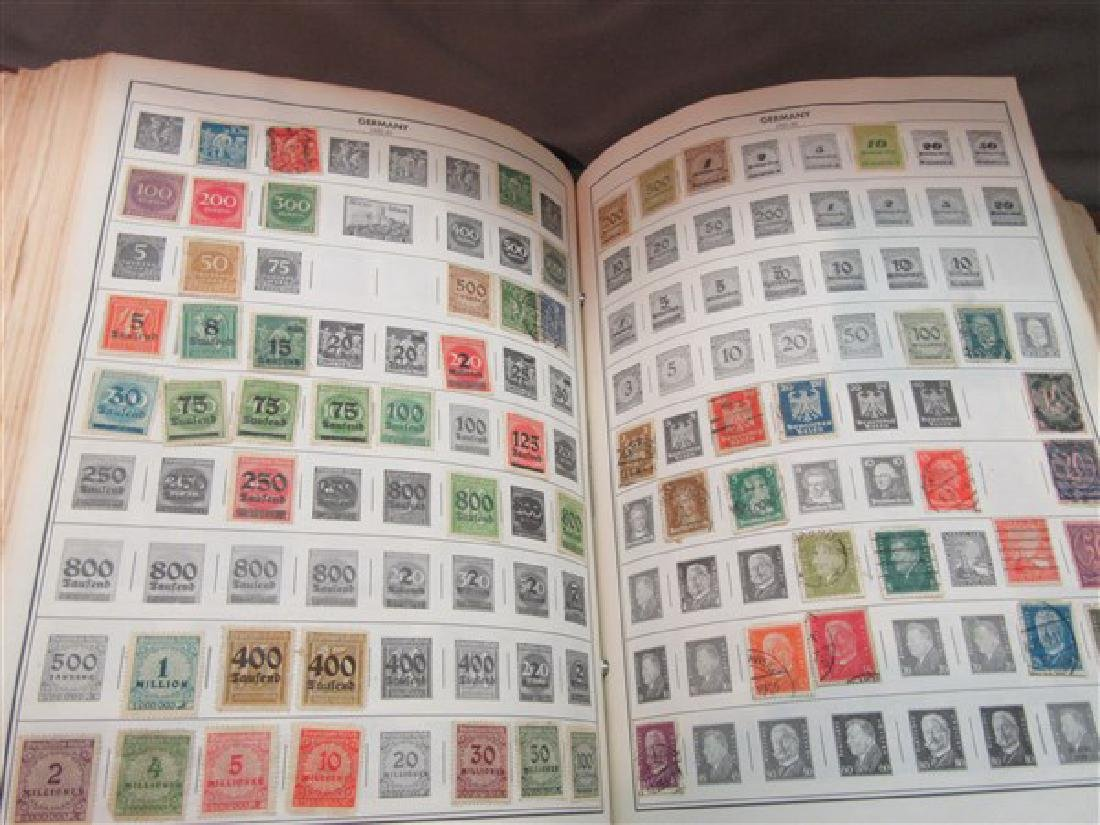 Citation Stamp Album - 4