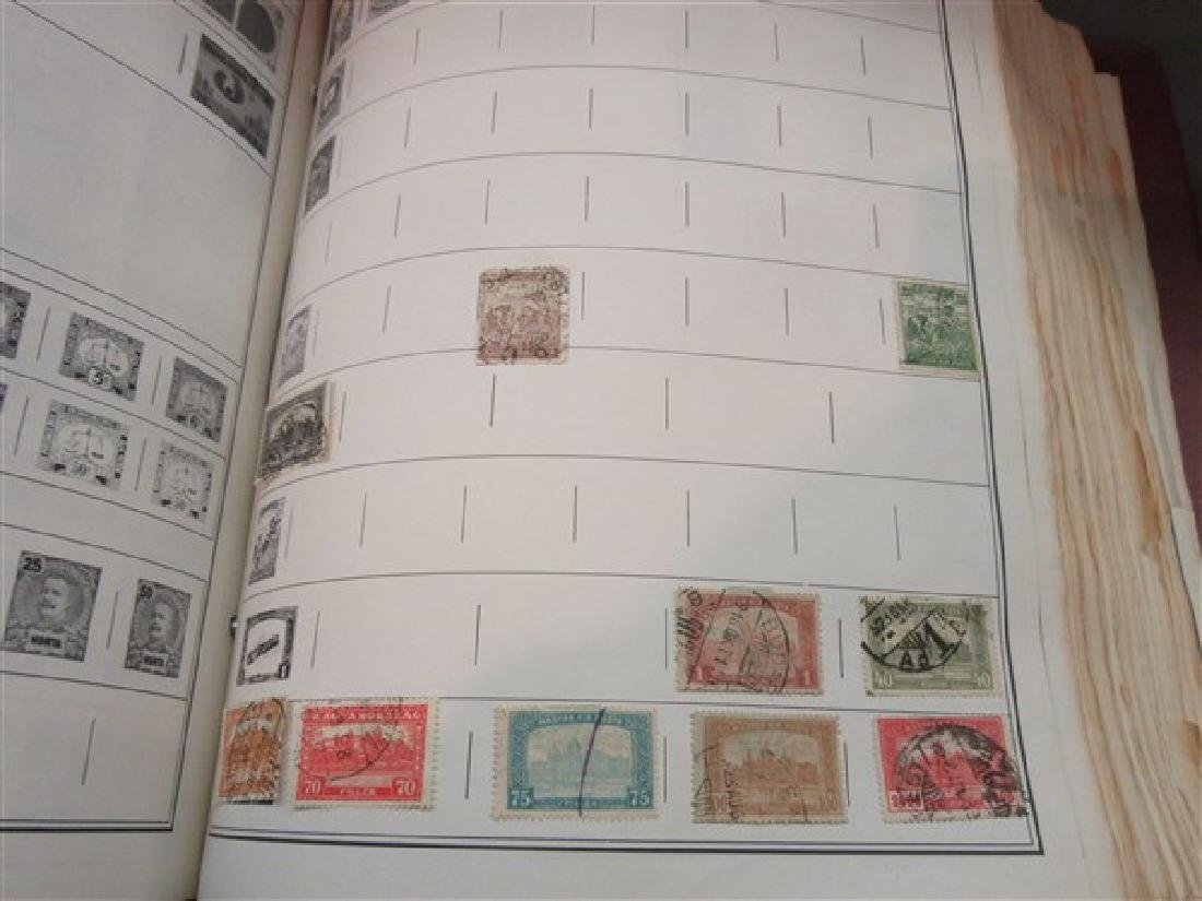Citation Stamp Album - 5