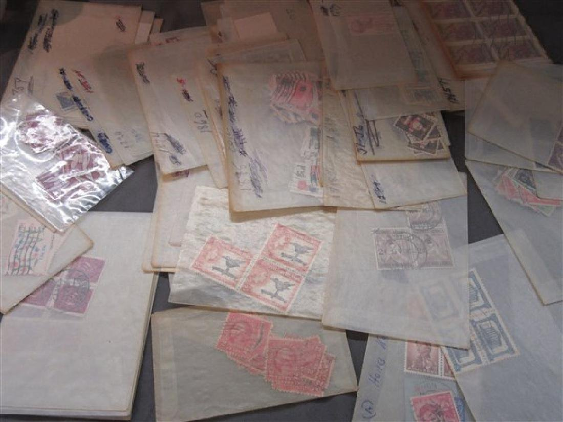 Estate Stamps Lot #2 - 4