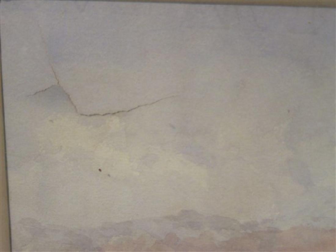 Kinichiro Ishikawa( 1871-1945)  Watercolor - 5