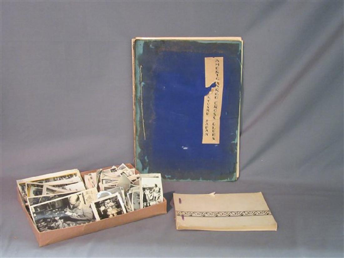 Post WW2 Japan Photographs