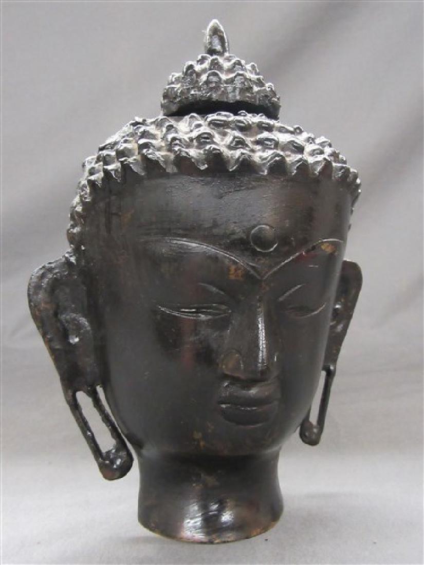 Brass or Bronze Buddha