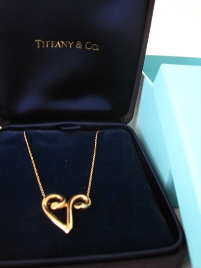 Tiffany & Co Paloma Picasso PP Necklace