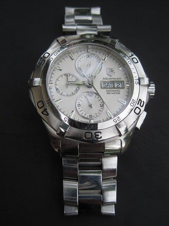 Tag Heuer Aquaracer Chronograph CAF2011 Automatic