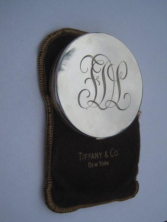 Tiffany & Co Compact Case
