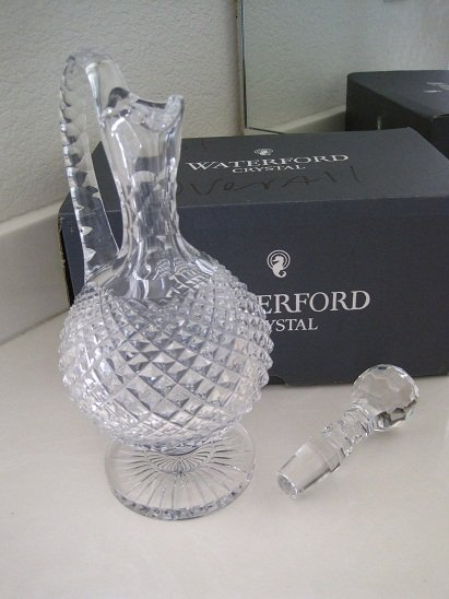 Waterford Crystal Master Cutters Decanter