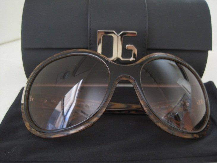 Dolce & Gabbana Sunglasses DG4051 Brown