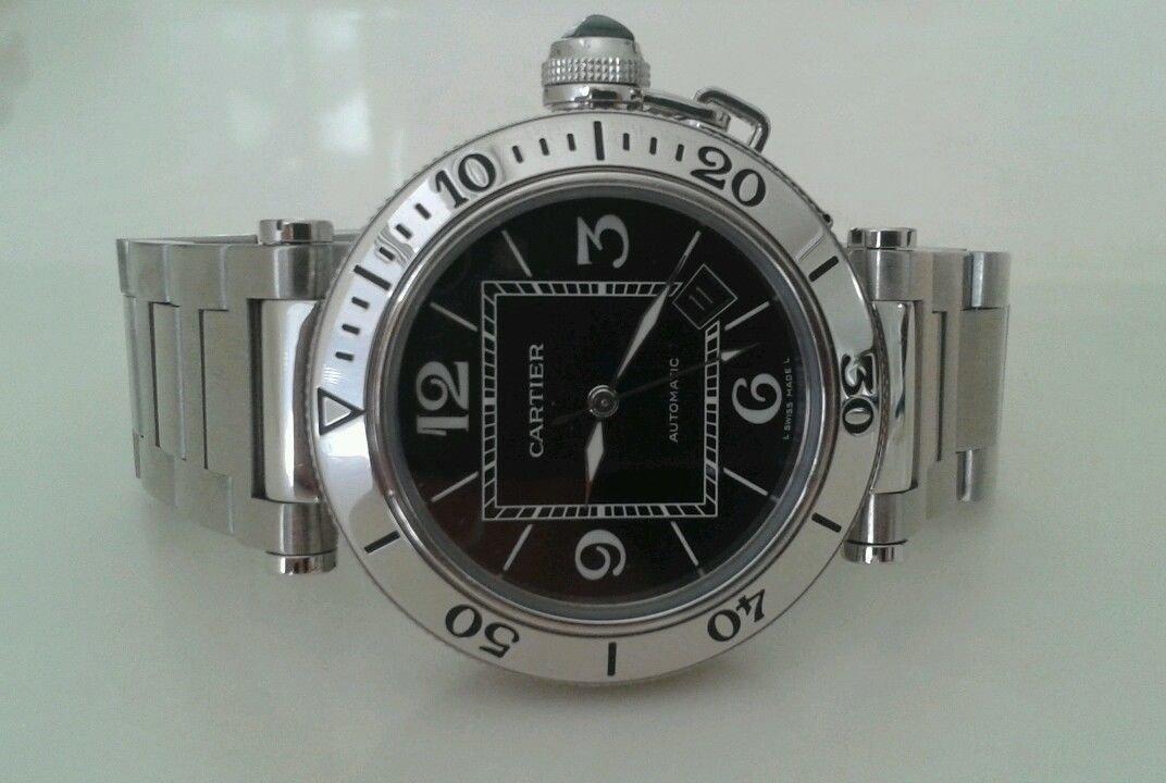 Cartier Pasha Seatimer 2790 Automatic Watch