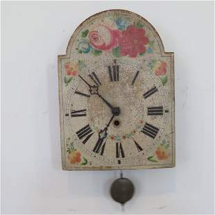 Wag on the wall clock