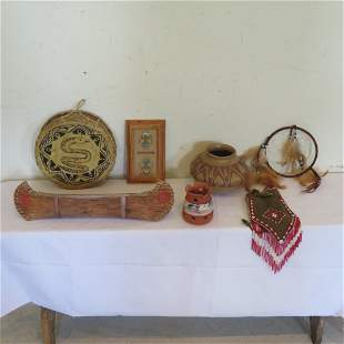 Group of 7 Southwest/Native American items