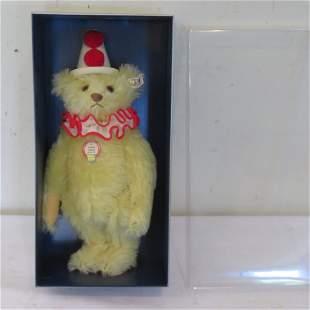 Steiff Teddy Clown 1926 Replica bear NIB
