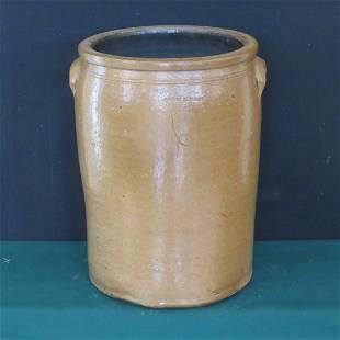 6 gal. stoneware jar marked Martin Stuckey