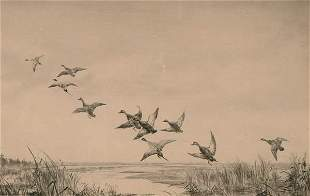 Prints Roland Clark (1874-1957), MIXED CO